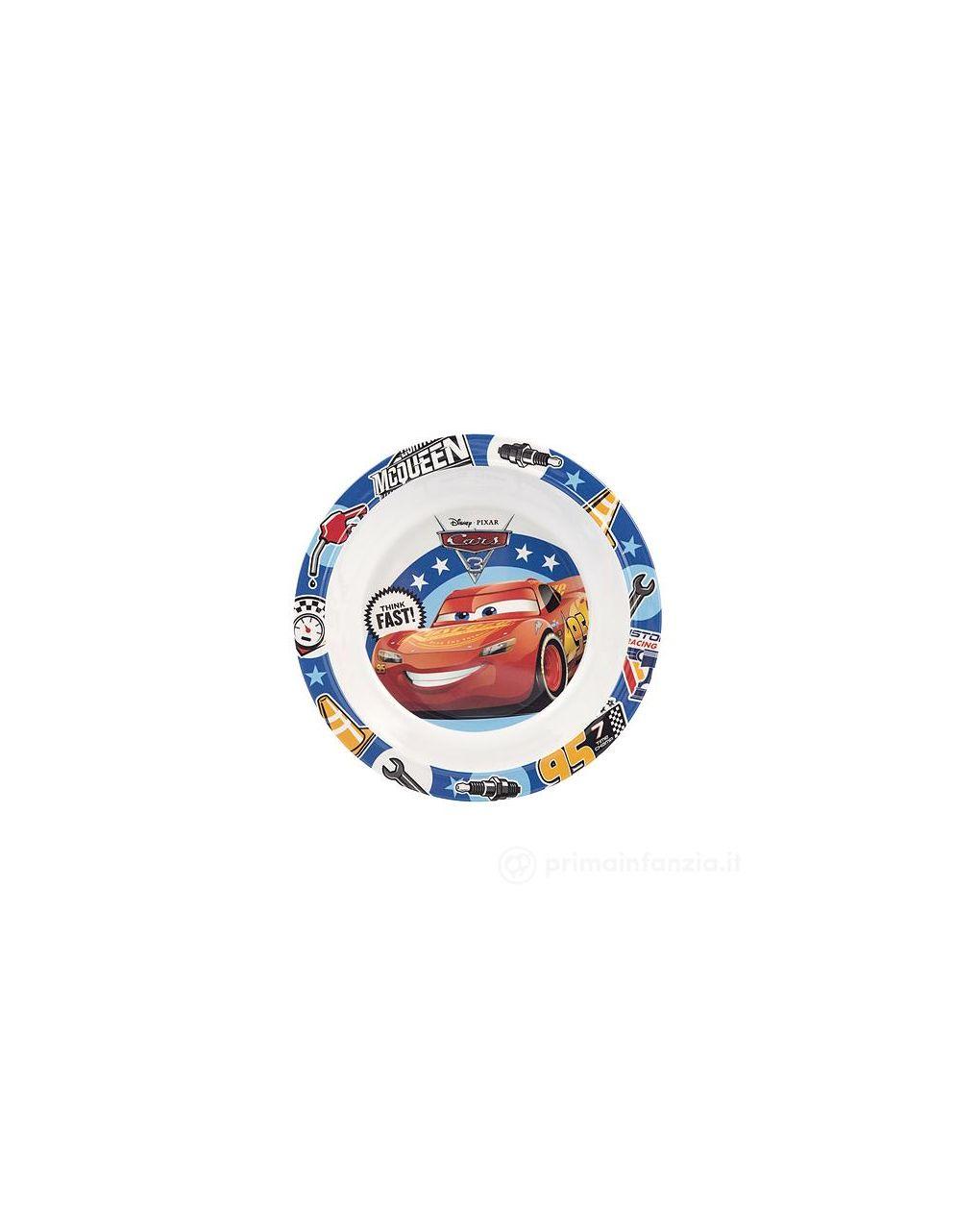 Piatto fondo 20 cm cars3 disney - Disney, Lulabi Disney