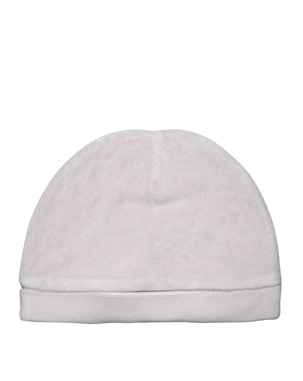 Cappellino neonato in ciniglia - Prénatal