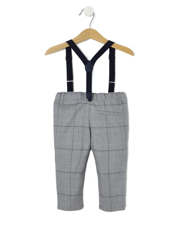 Pantaloni eleganti con bretelle - Prénatal
