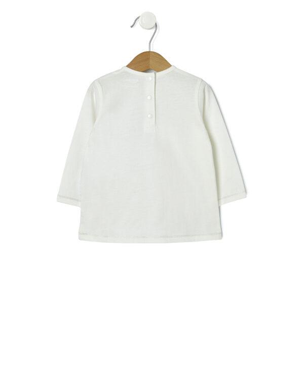 T-shirt con patch orsetto - Prénatal
