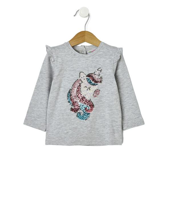 T-shirt con paillettes - Prénatal