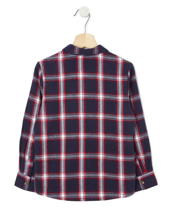 Camicia in flanella - Prénatal