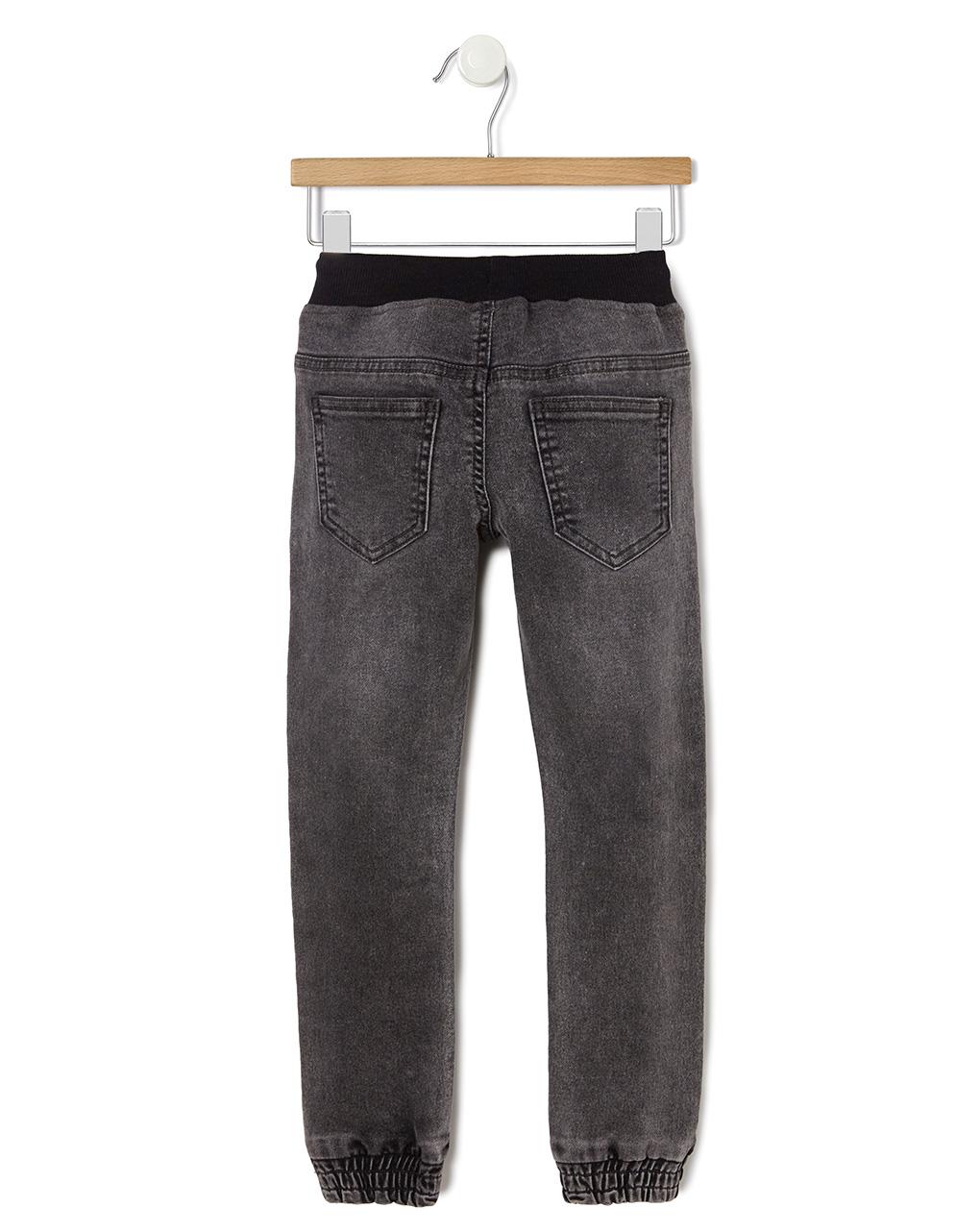 Pantaloni in denim con elastico alla caviglia - Prénatal