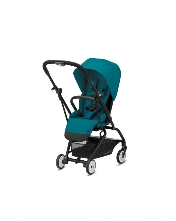 EEZY S TWIST+ BLK RIVER BLUE - Cybex