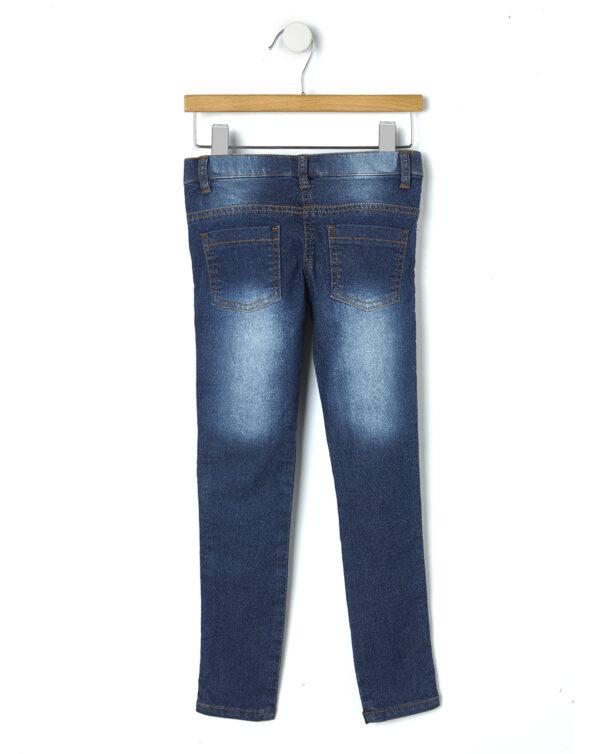 Pantalone denim con strass - Prénatal