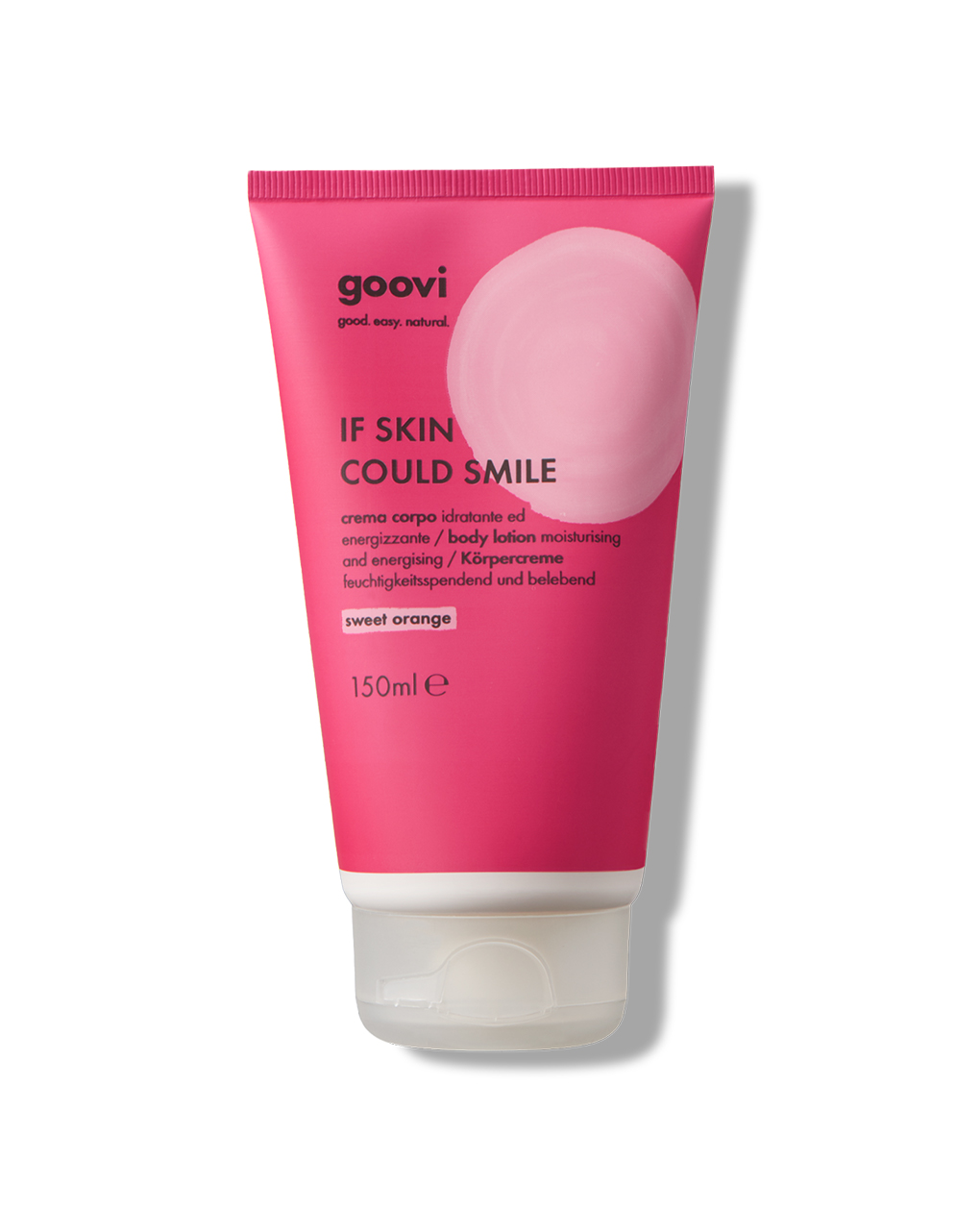 Crema corpo sweet orange -  150 ml - Goovi