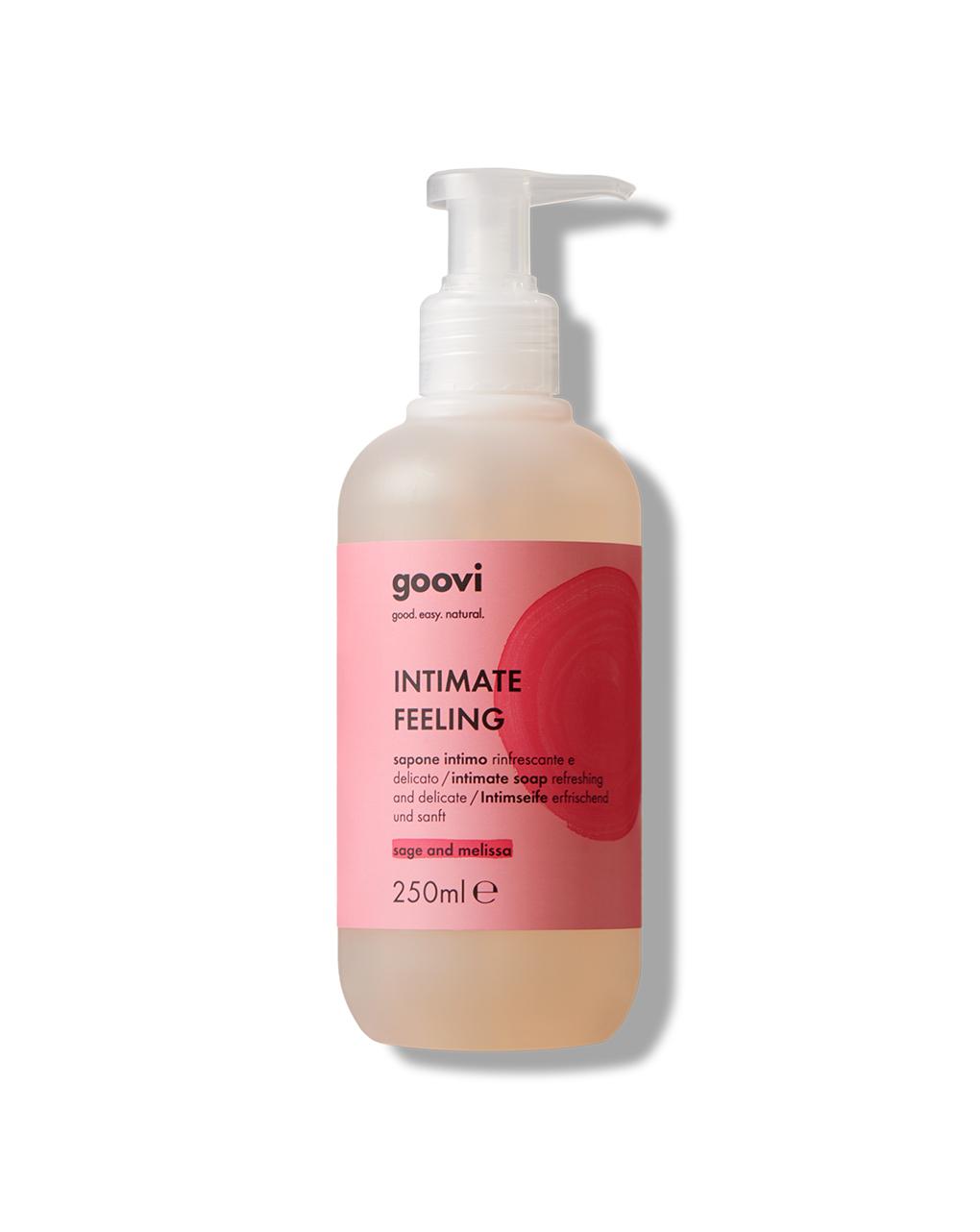 Detergente intimo -  250 ml - Goovi