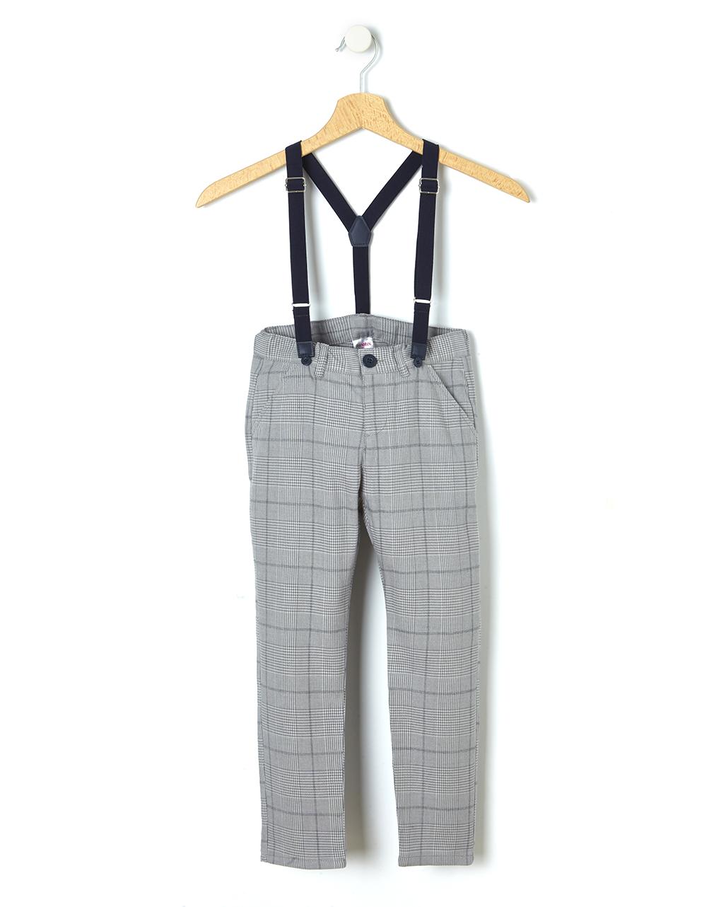 Pantalone classic con bretelle - Prénatal