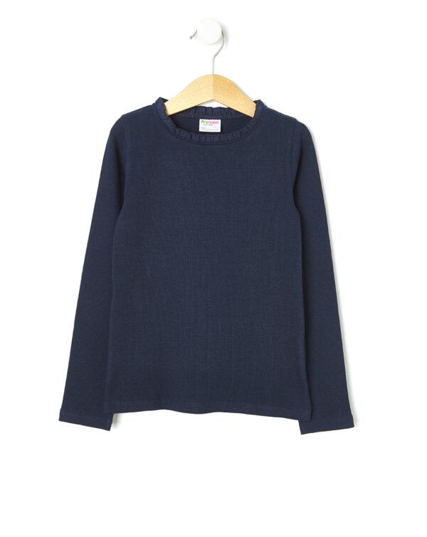 T-shirt manica lunga con rouches - Prénatal