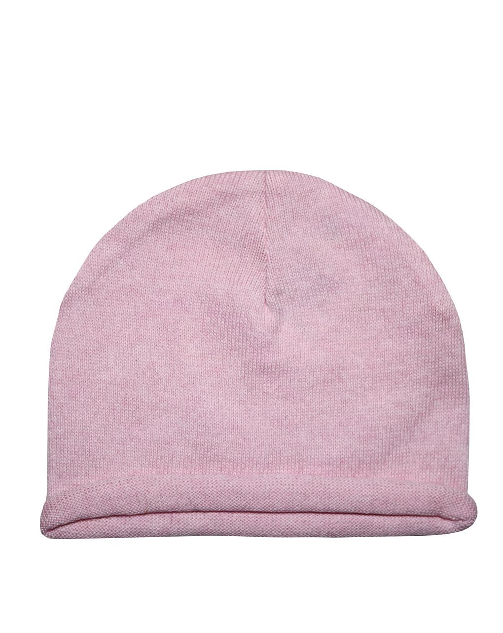 Cappellino in cotone rosa - Prénatal