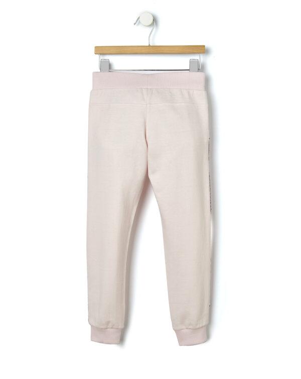 Pantaloni in felpa con paillettes magiche - Prénatal