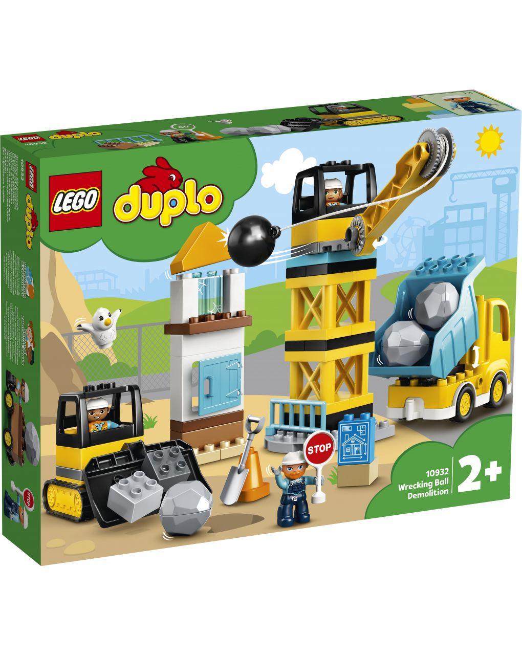 Duplo - cantiere di demolizione - 10932 - LEGO Duplo
