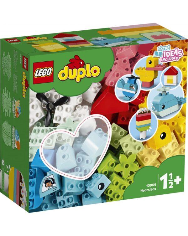 DUPLO - SCATOLA CUORE - 10909 - Lego