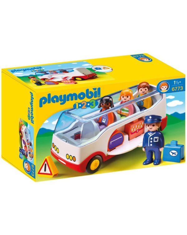 PLAYMOBIL - AUTOBUS 1.2.3 - Playmobil
