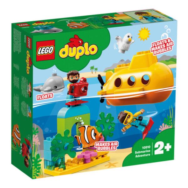 DUPLO - AVVENTURA SOTTOMARINA - 10910 - Lego
