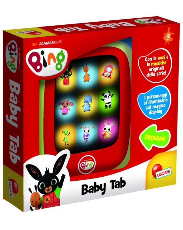 BING BABY TAB GIOCA E IMPARA - Bing