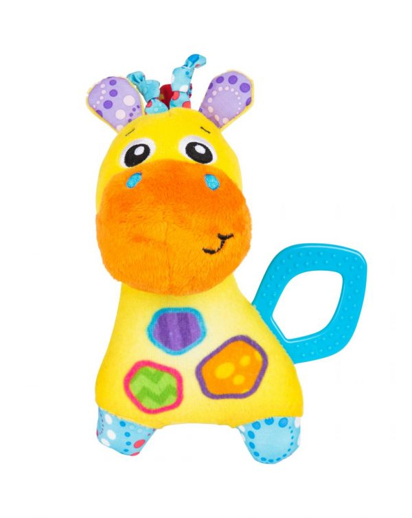 PLAYGRO - JERRY GIRAFFE PLAY TIME GIFT PACK - Playgro