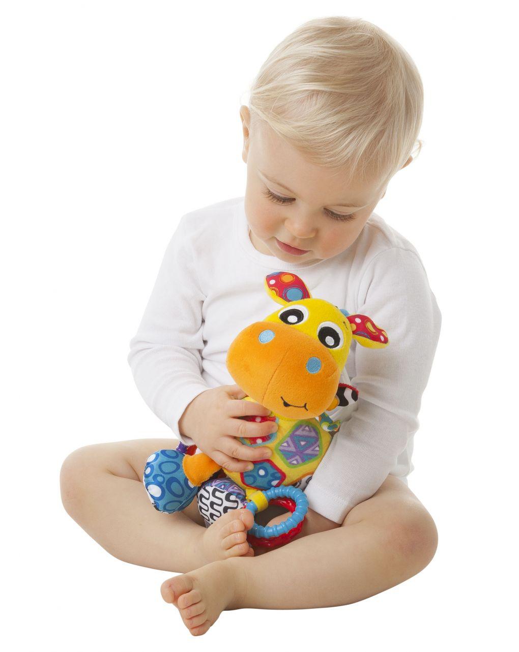 Playgro - activity friend jerry giraffe - Playgro