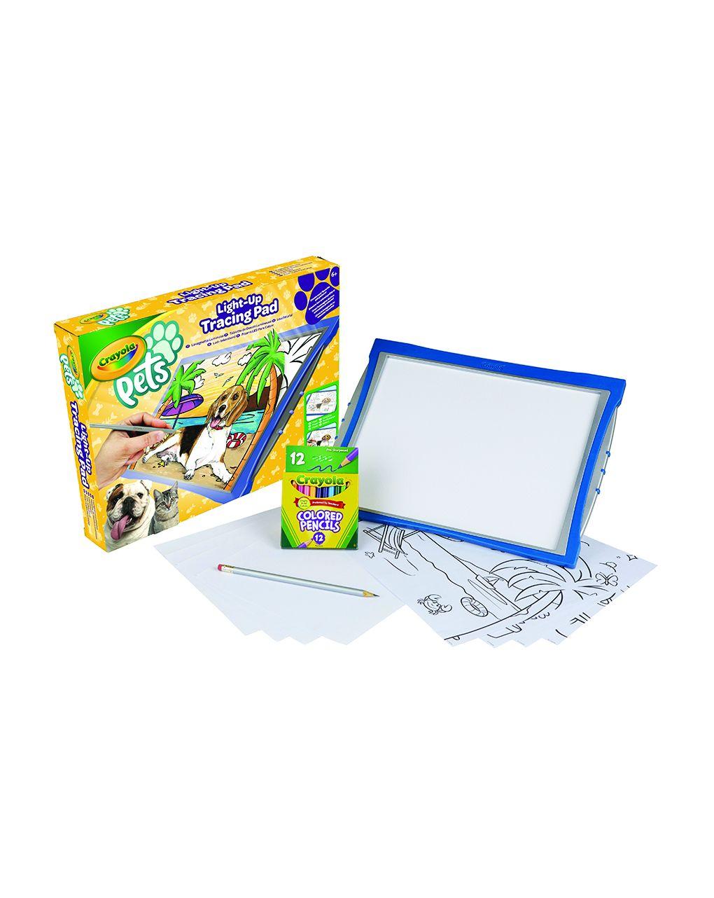 Crayola - pets lavagnetta luminosa - Crayola