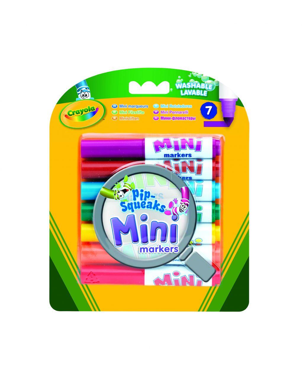 Crayola - mini pennarelli - Crayola