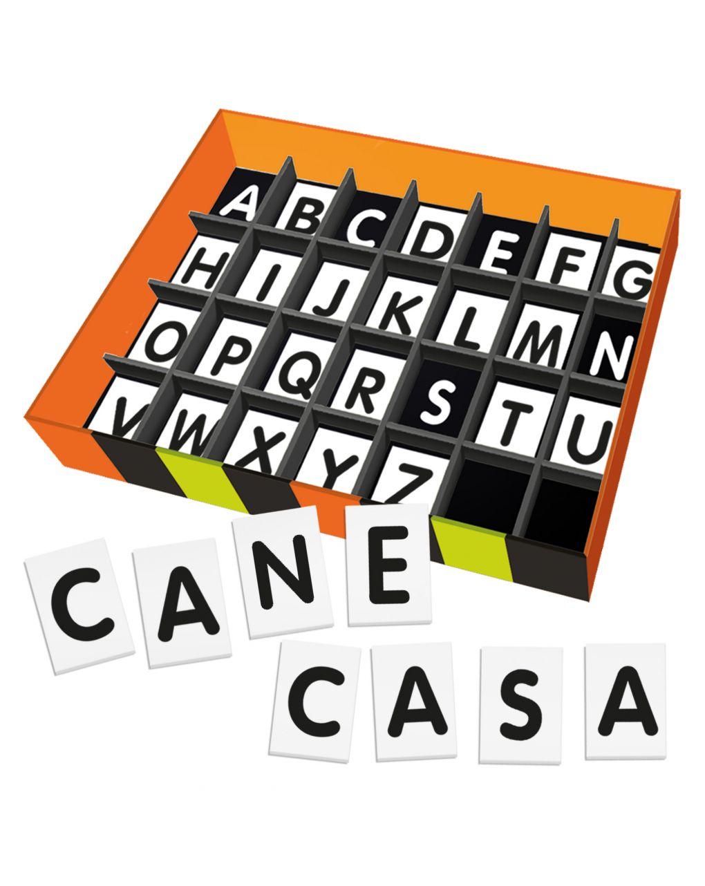 Headu - giocolibro leggo e scrivo montessori - Headu