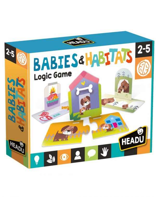 HEADU - BABIES & HABITATS - Headu