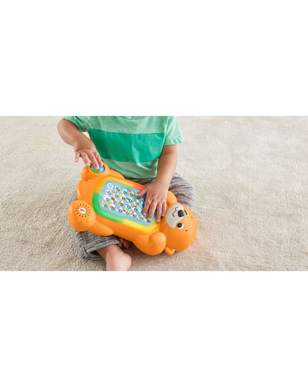 Fisher price - parlamici baby lontra abc - Fisher-Price