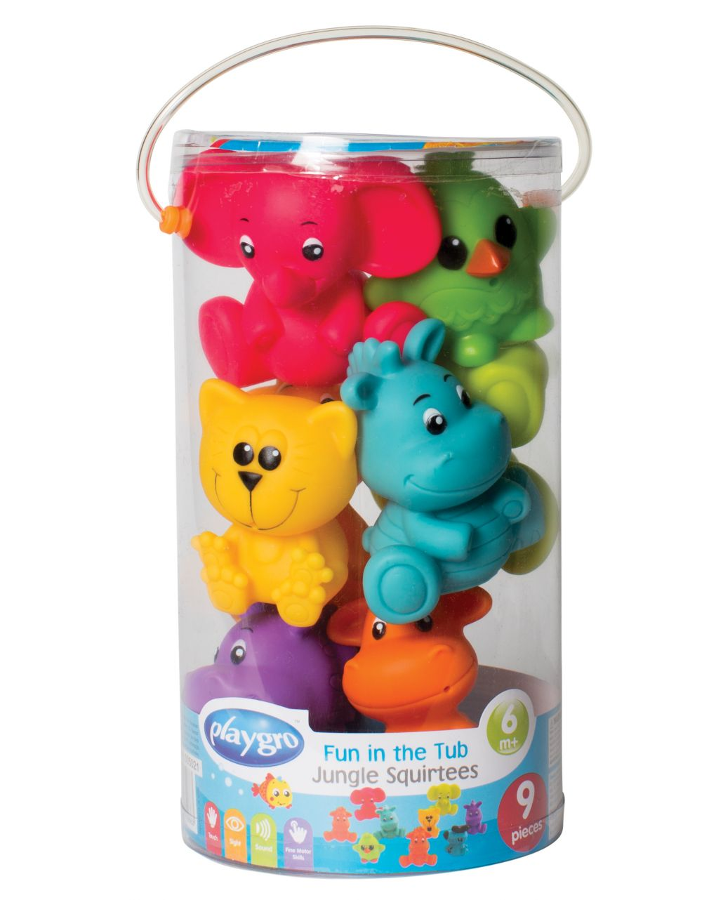 Playgro - fun in the tub squirtees - Playgro