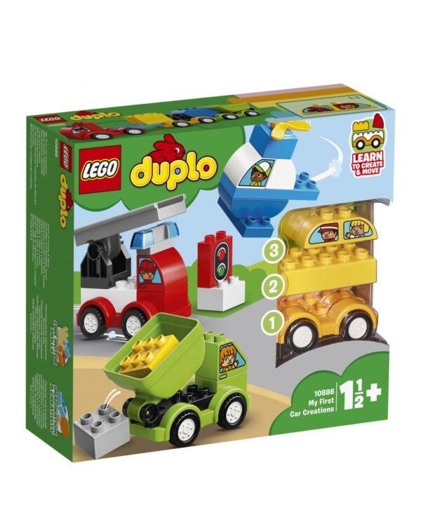 DUPLO - I MIEI PRIMI VEICOLI - 10886 - Lego