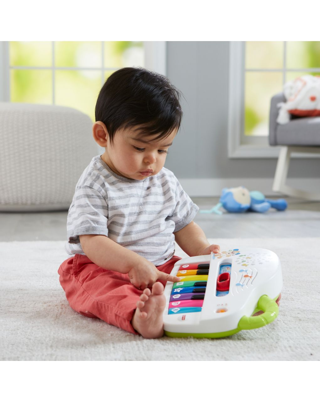 Fisher price - pianoforte di cagnolino - Fisher-Price