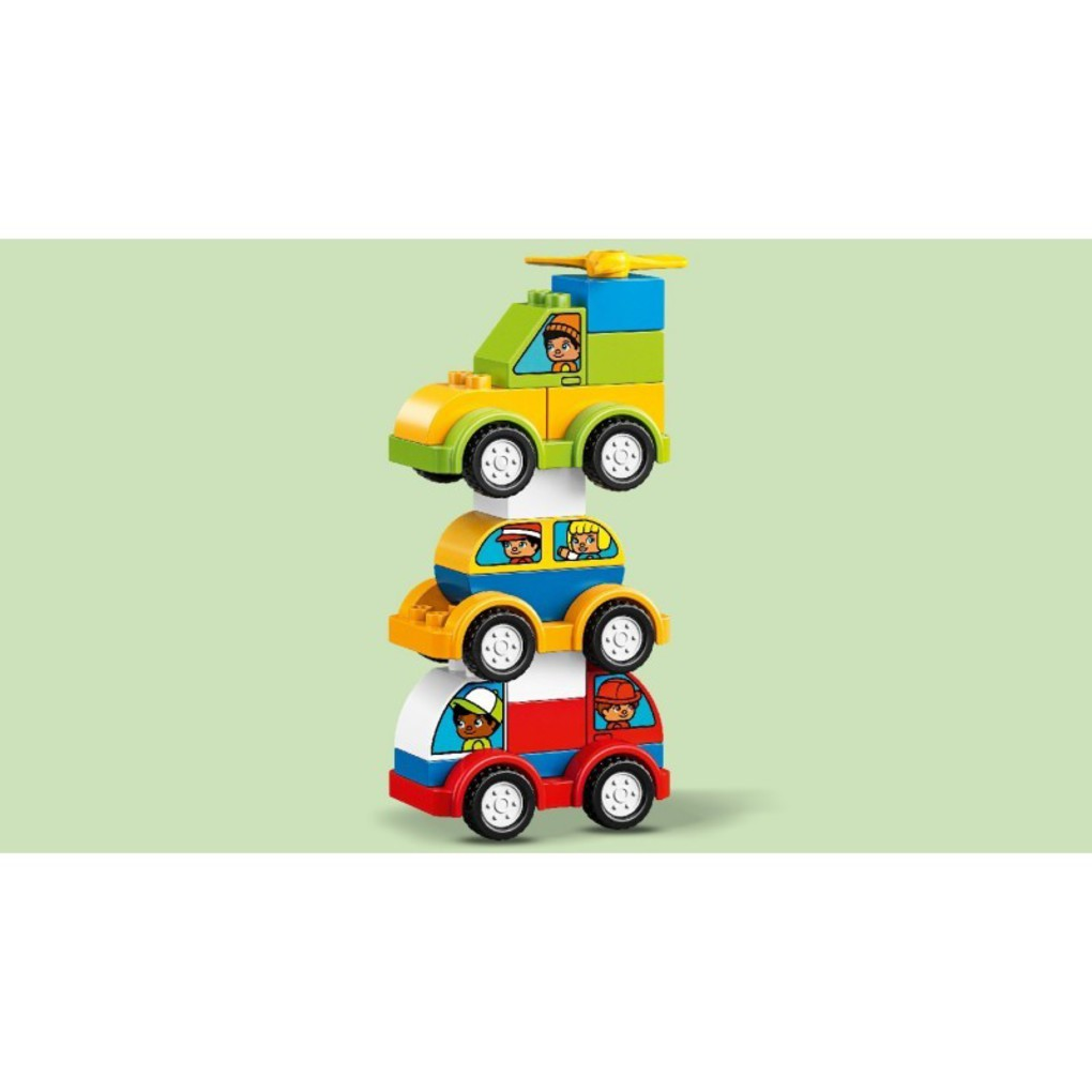 Duplo - i miei primi veicoli - 10886 - LEGO Duplo
