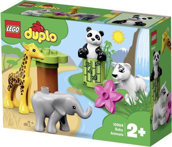 DUPLO - CUCCIOLI DELLA SAVANA - Lego