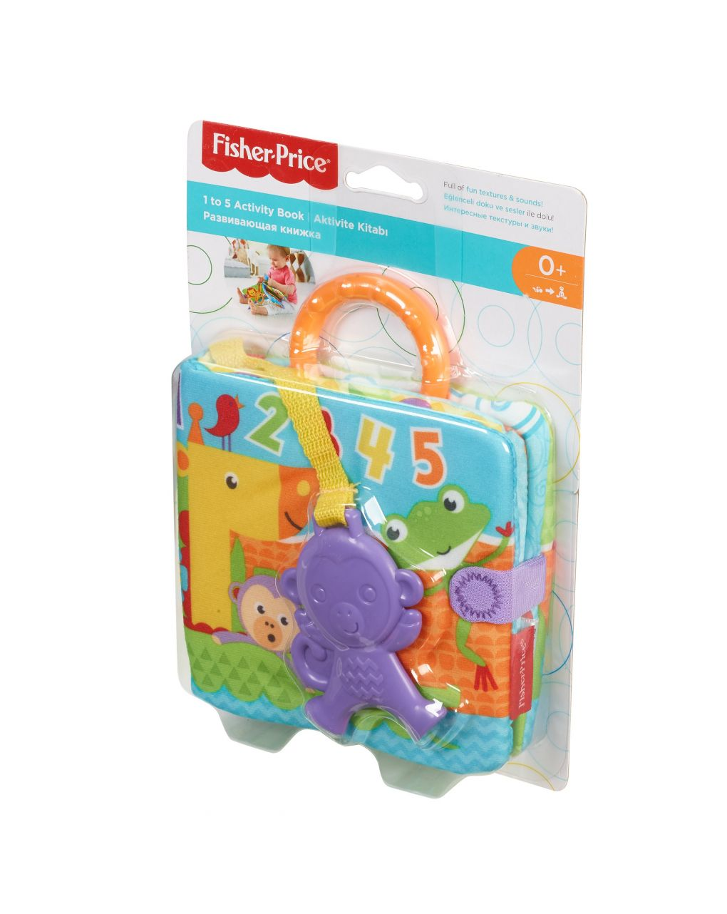 Fisher price - il mio primo libro attivita' - Fisher-Price
