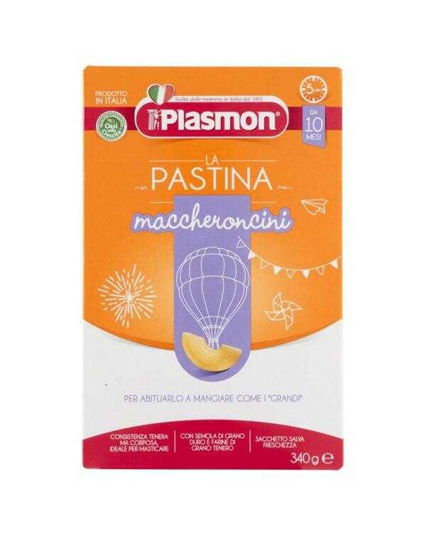Plasmon - Pastina junior maccheroncini  340g - Plasmon