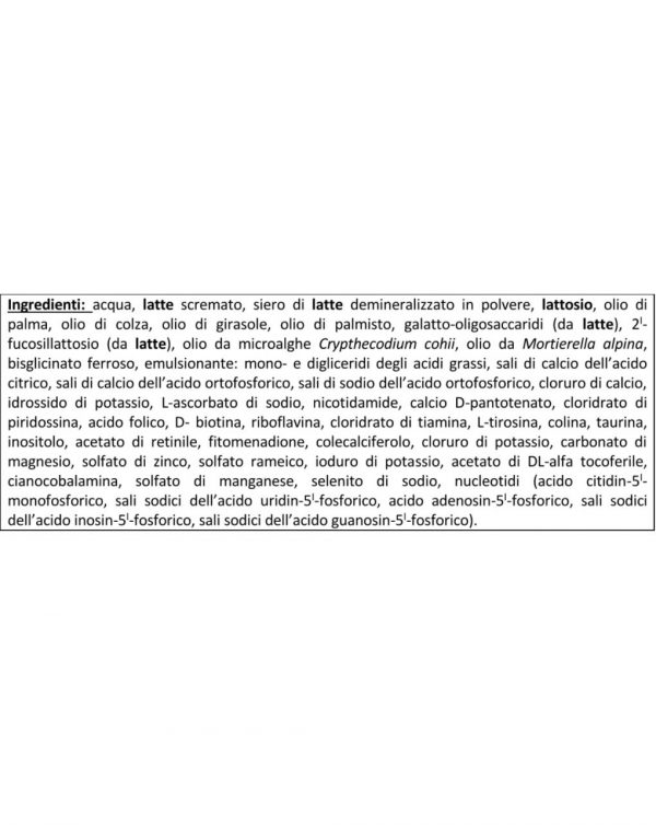 Humana - Latte Humana 2 liquido 470ml - Humana