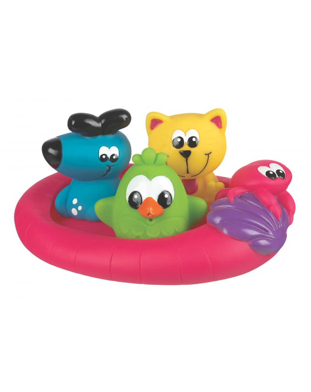 Playgro - splash and float friends - fully sealed - Playgro