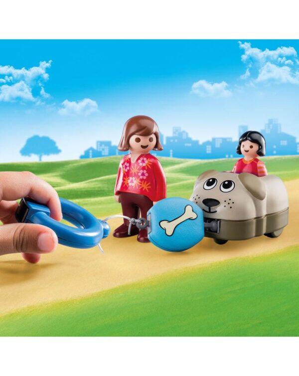 PLAYMOBIL - IL MIO CAGNOLINO 1.2.3 - Playmobil