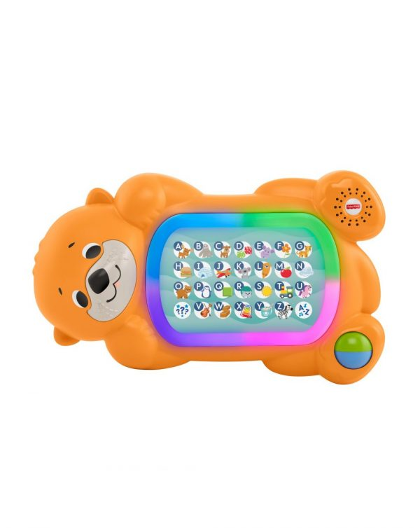 FISHER PRICE - PARLAMICI BABY LONTRA ABC - Mattel