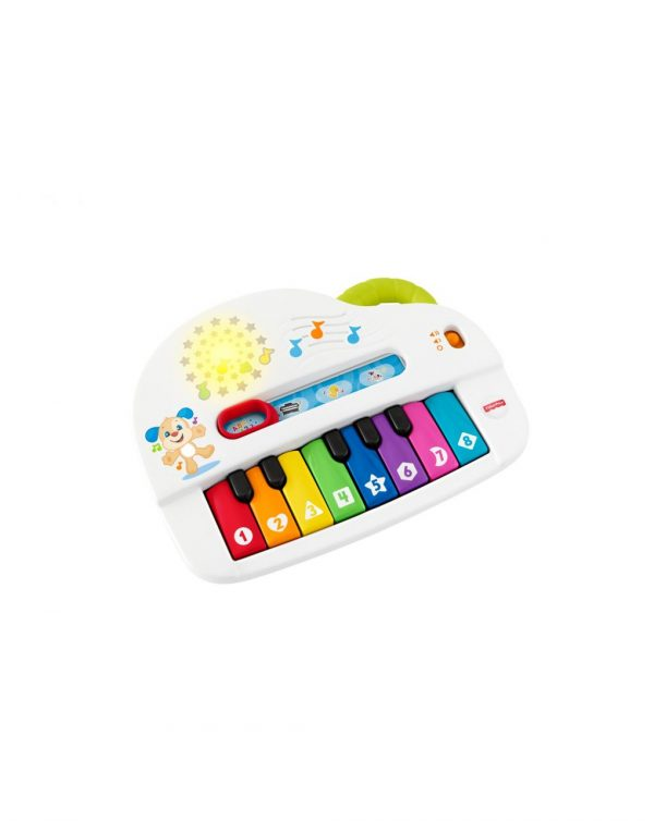 FISHER PRICE - PIANOFORTE DI CAGNOLINO - Mattel