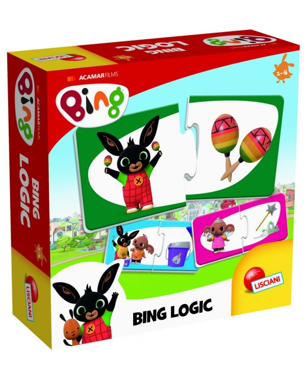 BING  GAMES - BING LOGIC - Bing