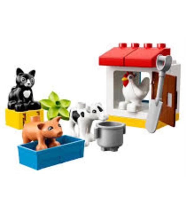 DUPLO - ANIMALI DELLA FATTORIA - 10870 - Lego