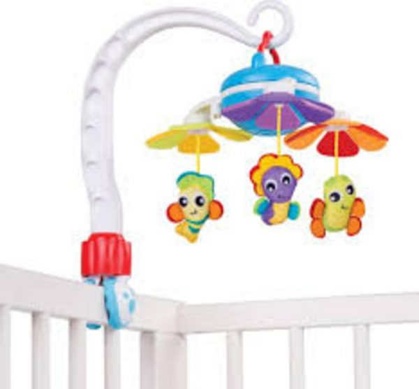 PLAYGRO - MUSICAL TRAVEL MOBILE - Playgro