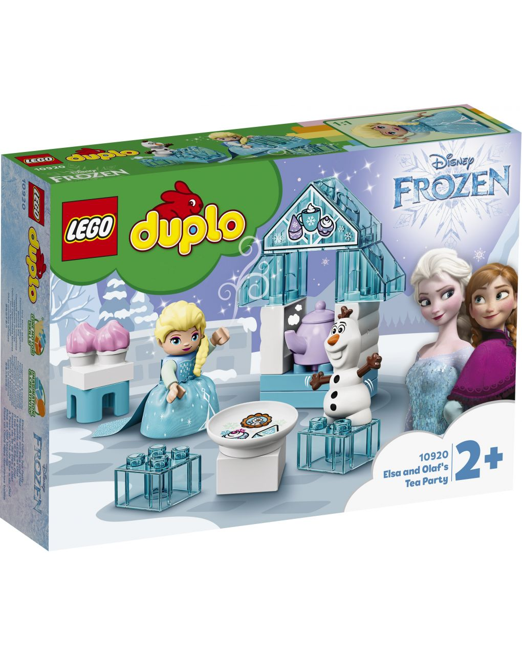 Duplo - il tea party di elsa e olaf - 10920 - LEGO Duplo