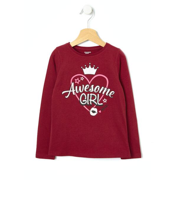 T-shirt jersey con stampa - Prénatal