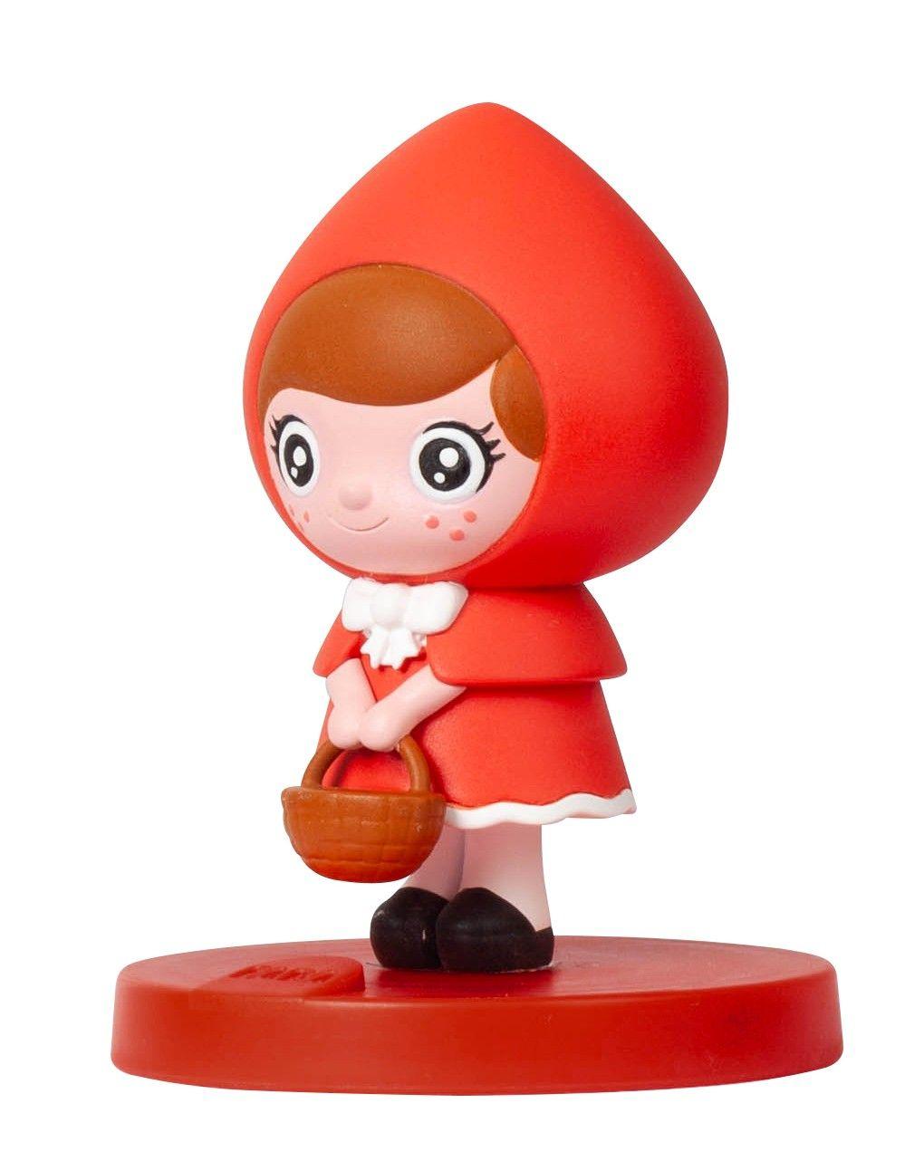 Faba - cappuccetto rosso - Faba