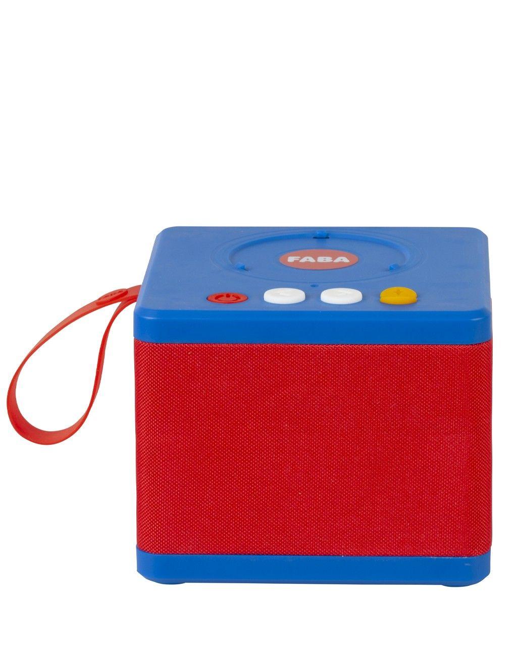 Faba - raccontastorie - starter set - blu - Faba