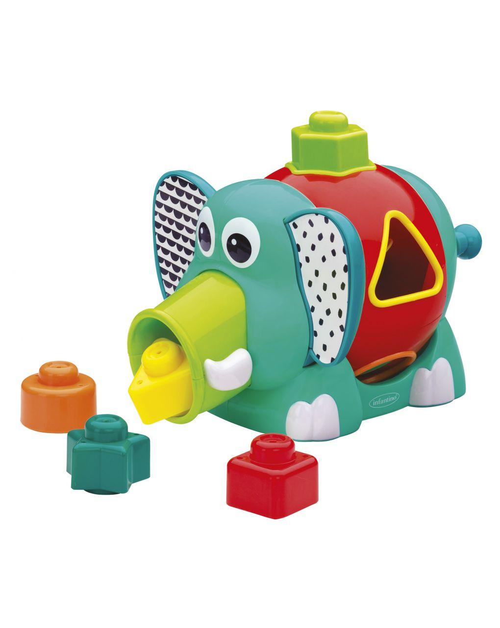 Bkids - elefante multigioco - B-kids