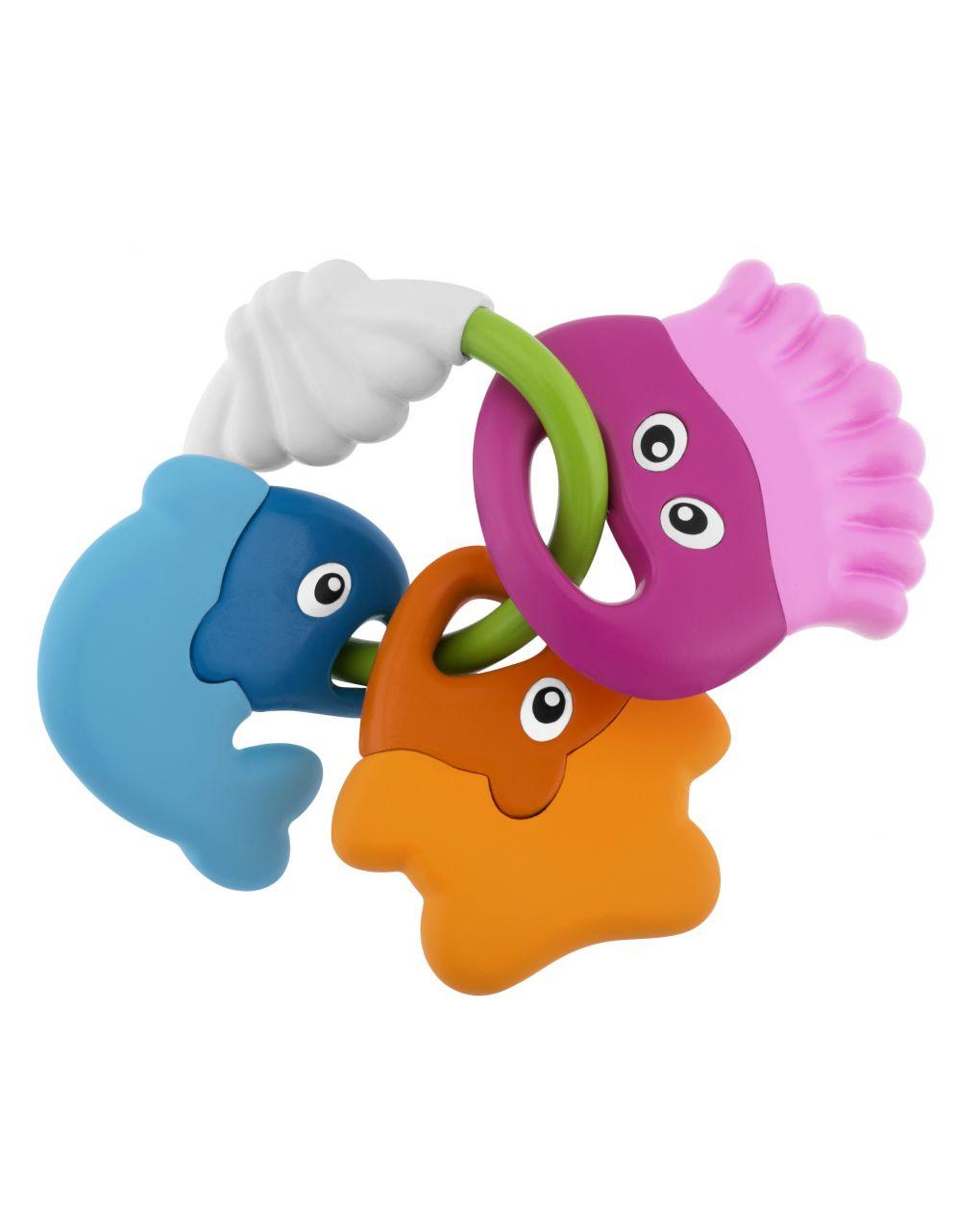 Chicco - pesciolini massaggiagengive - Chicco