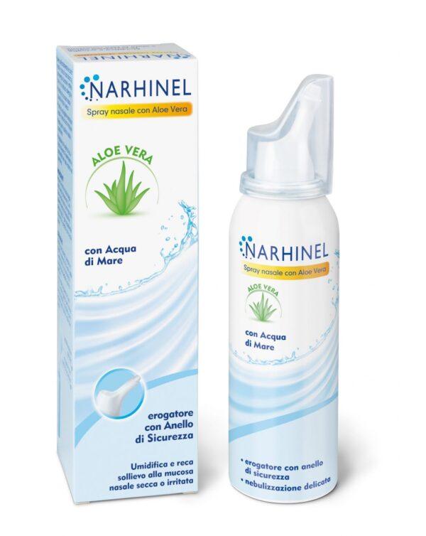 NARHINEL SPRAY ALOE 100ML - Narhinel