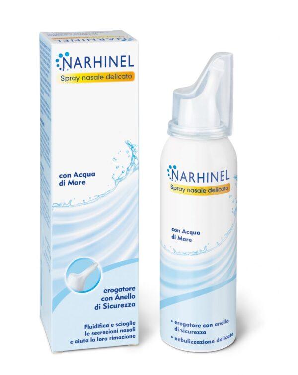 NARHINEL SPRAY DELICATO 100ML - Narhinel
